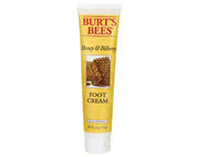 BURTS BEES HONEY & BILBERRY FOOT CREAM CREMA DE PIES 114GR